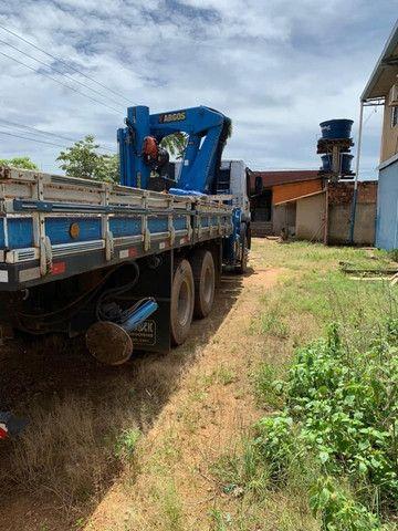 Caminhão munck traçado 26280  - Foto 8