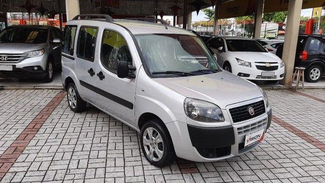 Fiat Doblo Essence 1.8 2020 Completo Lugares - Foto 2