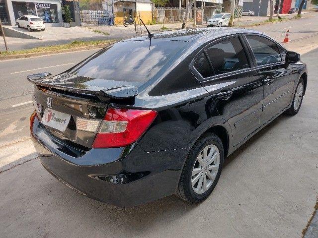 Honda Civic lxs 1.8 automatico 2014 - Foto 4