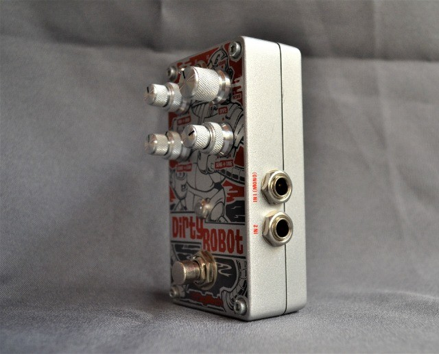 Digitech pedal Dirty Robot Synth - Foto 4