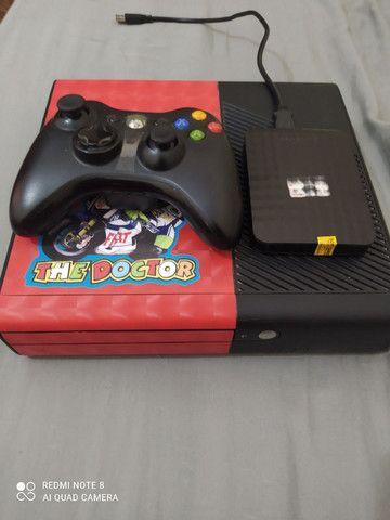 Xbox 360 semi novo  - Foto 5