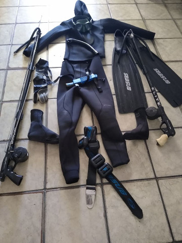 Kit de mergulho - Foto 2