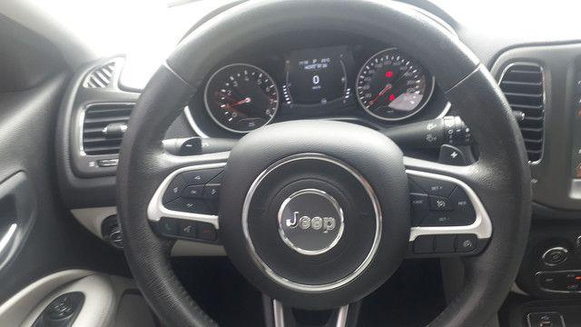 Jeep Compass 2.0  Longitude 2018/2018 - Foto 13