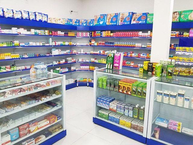 Gôndolas para farmácias   - Foto 3