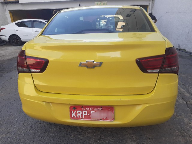 taxi cobalt + autonomia lt 1.4 unico dono. impecável - Foto 5