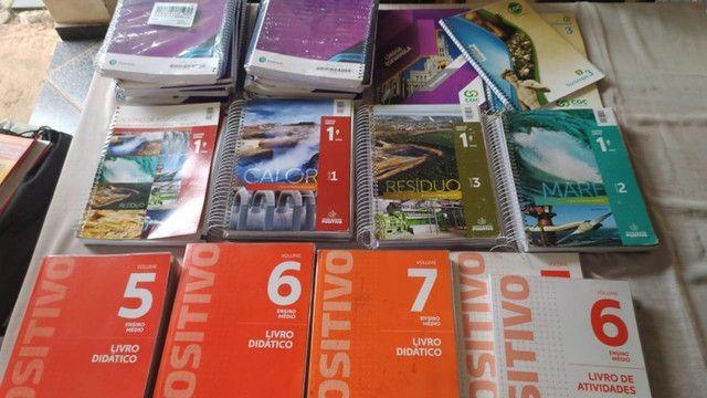 Livros Didáticos Positivo COC Teláris - Foto 2