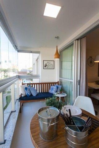 Apartamento Eco Vita Ideale 98m 3/4 sendo 01 suíte 2 Vagas - Foto 15