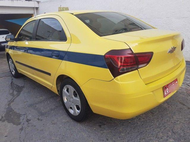 taxi cobalt + autonomia lt 1.4 unico dono. impecável - Foto 7