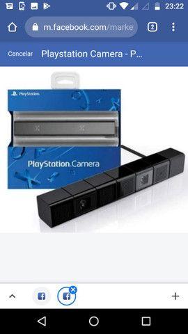 Playstation Câmera PS4