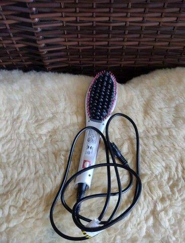 Conair hair styler de fazer cachos e Escova alisadora gama digital - Foto 6