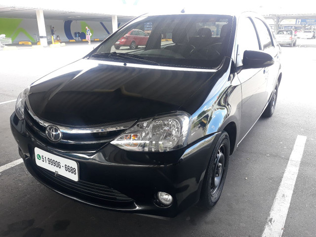 TOYOTA ETIOS SEDAN  XLS 1.5 FLEX 2016 - Foto 2