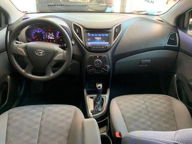 ML - Hyundai Hb20S 1.6 2018 Automática! - Foto 8