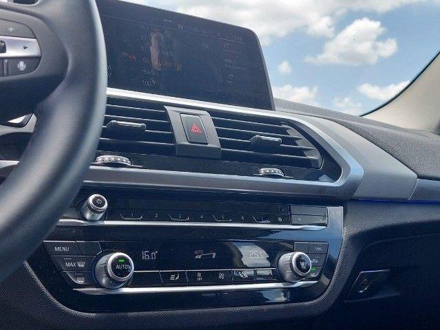 BMW X3 Xdrive20i 2.0 Biturbo 4x4 - 2020 - Impecável c/ Apenas 9.000km - Foto 11
