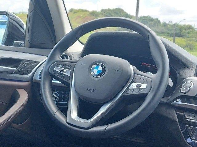 BMW X3 Xdrive20i 2.0 Biturbo 4x4 - 2020 - Impecável c/ Apenas 9.000km - Foto 9