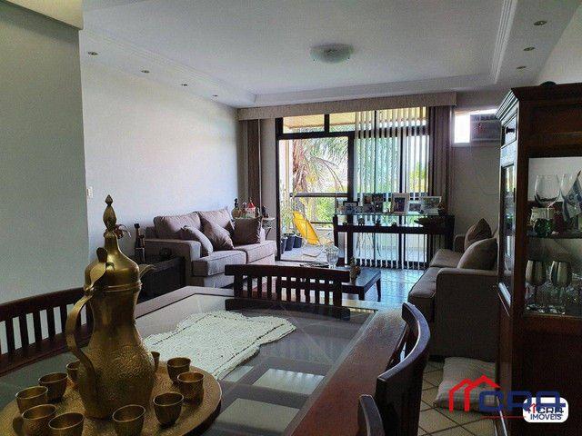 Apartamento com 3 dormitórios à venda, 146 m² por R$ 660.000,00 - Jardim Amália - Volta Re - Foto 4