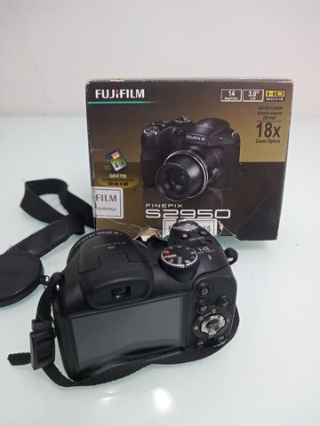 Camera semi profissional FUJIFILM - Foto 2