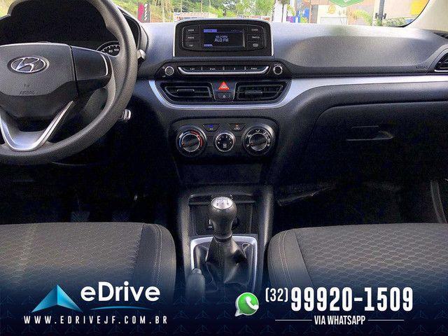 Hyundai Hb20 Vision 1.0 Flex Mec. - IPVA 2021 Pago - Novoooooo - Último Modelo - 2020 - Foto 13