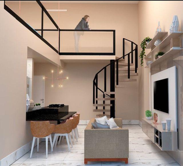 Apartamentos tipo padrão e cobertura Bancários - Foto 4