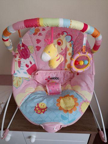 Cadeirinha de Bebê descanso Joy Kiddo. - Foto 5