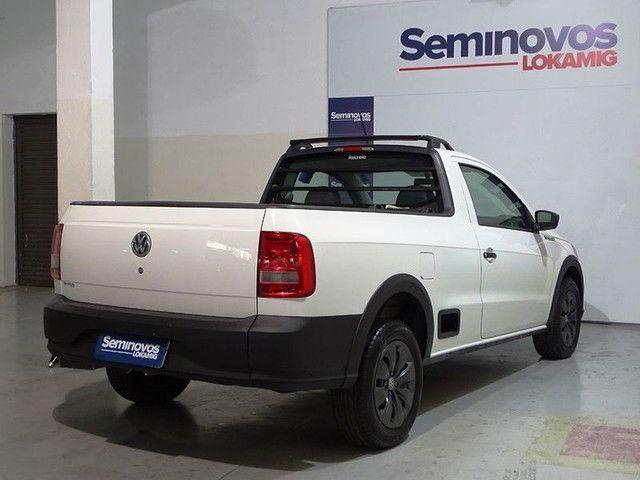 VW Saveiro Robust - Completa - financio ate 100% - Foto 4
