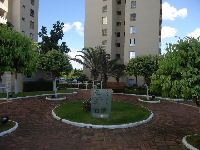 Apartamento no Residencial Vita com 2 quartos