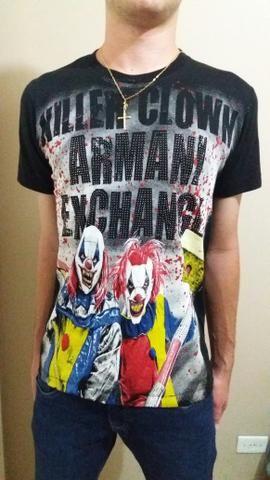Camisetas / Camisas Armani Exchange