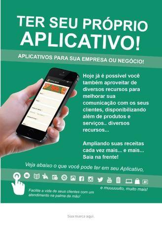Criação de aplicativos por: R$ 799,99 Super Promoção!