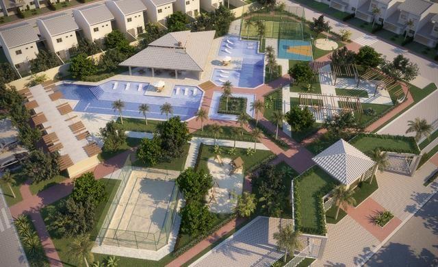 Casa em Condomínio no Eusébio - Grand Essence - Simplex