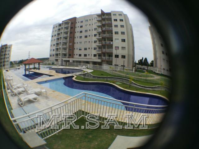 Belíssimo Apartamento@ Cd Flex Parque Dez