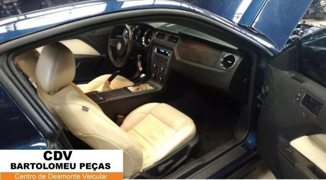 Peças Sucata ford Mustang v6 coupe 2012 - Foto 3