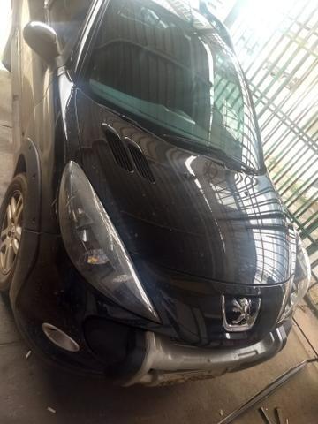 Picape Roggar Peugeot