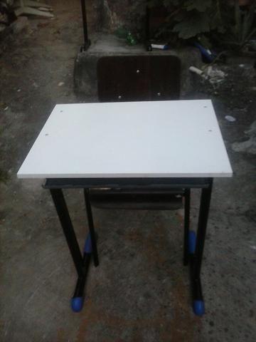 Mesas do professor