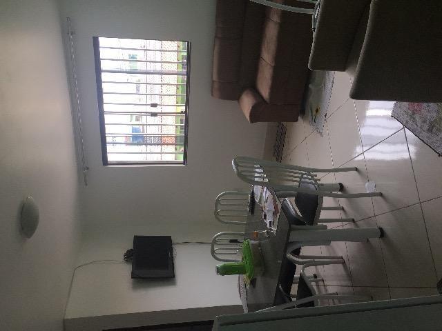Apartamento em samambaia norte 1 qto