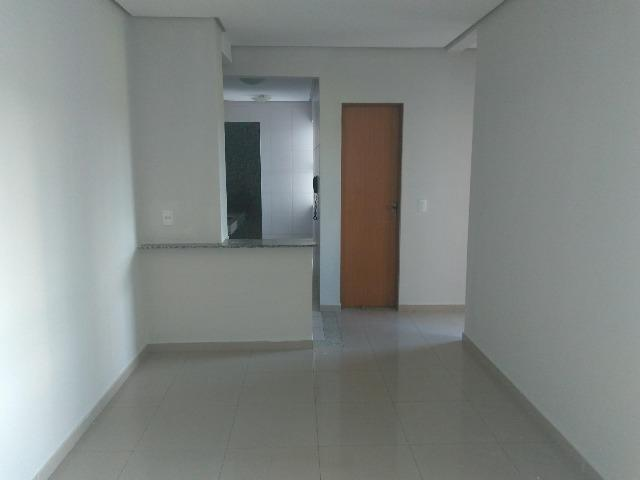 Apartamento novo! com dois quartos e elevador,no bairro Gurupi