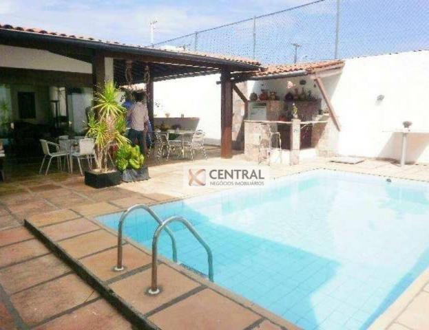 Casa residencial à venda, Vilas do Atlântico, Lauro de Freitas - CA0142.