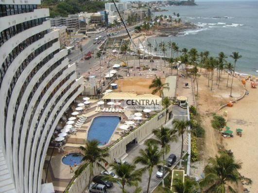 Apartamento residencial para venda e locação, Ondina, Salvador - AP1195.