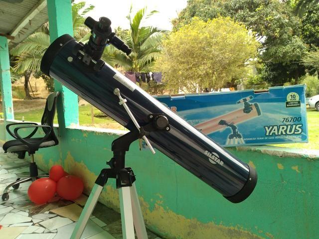 Telescópio reflator