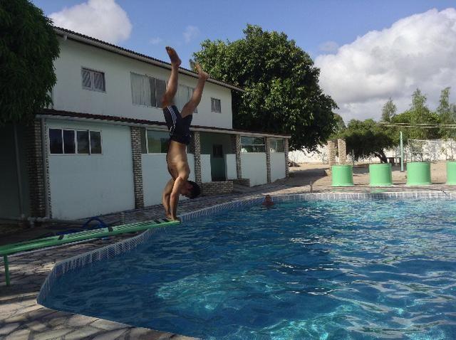 Sítio bacana com casa grande, Natal/RN, Lago Azul, Pium - Foto 11