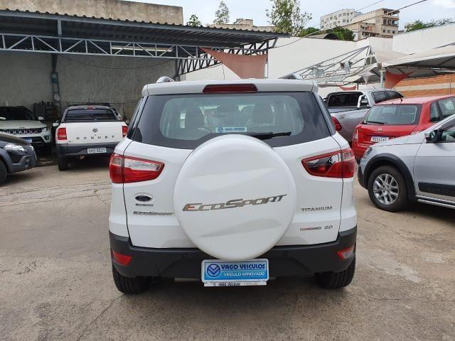 Ford Ecosport Titanium 2.0 AT - 2015 - Foto 11