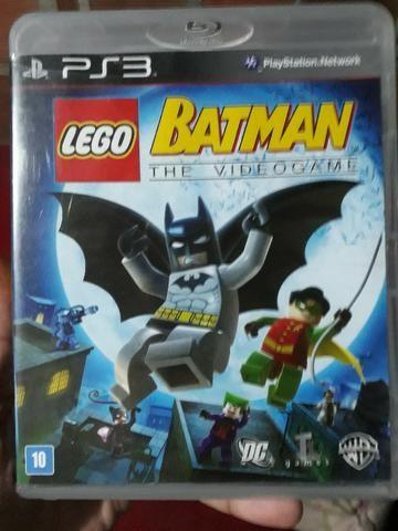 Lego Batman - PS3 - Aceito Cartão
