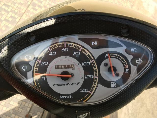 Vendo moto Honda Biz 125 ES - Ótimo estado - Foto 6