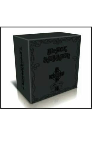 Black Sabbath Black Box Complete Original 1970-2017 com 22 Cds Novo lacrado na caixa - Foto 3