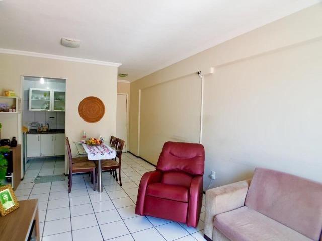 AP0683 - Apartamento com 2 dormitórios à venda, 62 m² por R$ 270.000 - Cocó - Fortaleza/CE - Foto 3