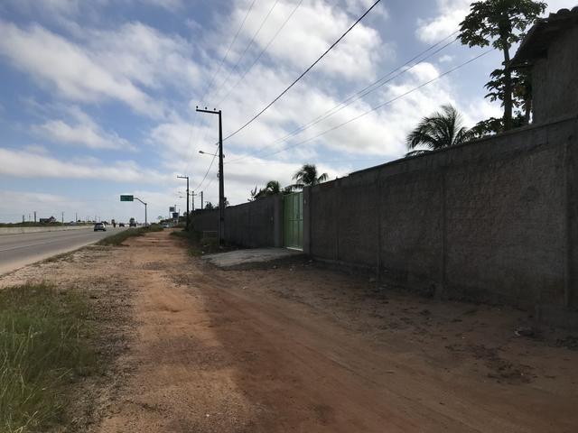 Vendo Área / Terreno na BR 101 Com 10.000m² Próx a Volvo, Baldessar Rondon e Rio Grandense - Foto 3