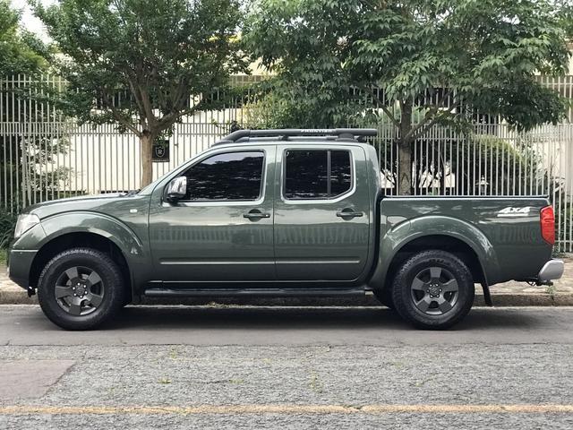 NISSAN FRONTIER LE 4x4 aut Diesel - Foto 13