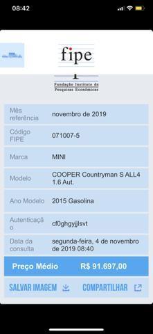 COOPER Countryman 1.6 S aut ALL4 2015 184 vc - Foto 13