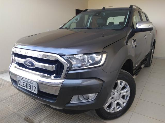 RANGER LIMITED 3.2 Turbo Diesel 4x4 Automático 2017