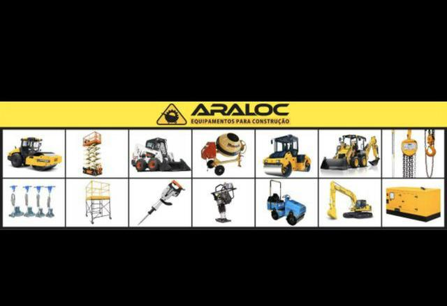 Locação de equipamentos para construção - Foto 2