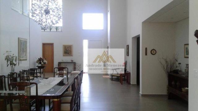 Sobrado com 3 dormitórios à venda por r$ 1.400.000 - distrito industrial - cravinhos/sp - Foto 9