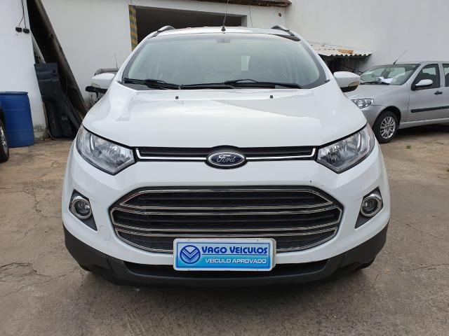 Ford Ecosport Titanium 2.0 AT - 2015 - Foto 9